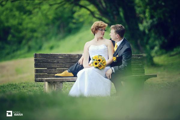 Maja in Janez - poročno fotografiranje