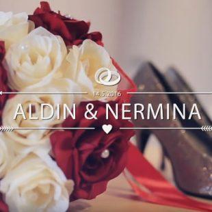 [Poročni video] Nermina + Aldin